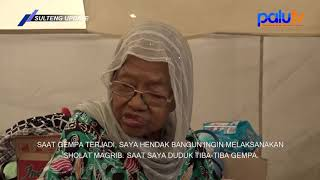 Video Kesaksian nenek berumur 106 tahun tentang gempa di Palu MP3, 3GP, MP4, WEBM, AVI, FLV Desember 2018