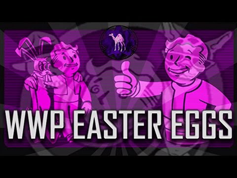 Easter Eggs - Fallout New Vegas (Wild Wastelands)