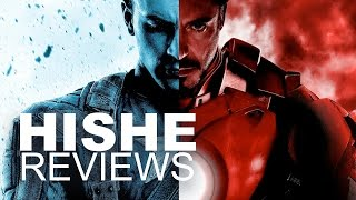 Civil War - HISHE Review (SPOILERS) by How It Should Have Ended