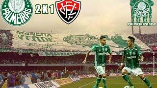 8 ago. 2016 ... 1:18. Vitória 1 x 2 Palmeiras gols - Brasileirão 2016 rodada 38 - Duration: 2:53. nFutebol Clube 399 views · 2:53 · Ponte Preta 1 x 2 Palmeiras...