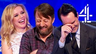 Jimmy Carr's UNEXPECTED Comment Has Rachel Riley IN STITCHES! | 8 Out of 10 Cats Does Countdown