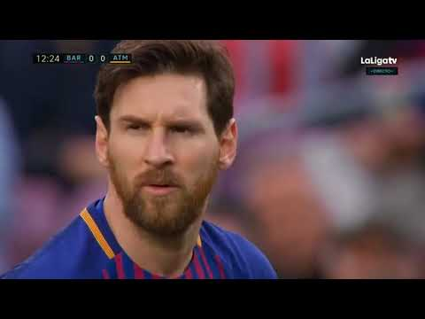 Barcelona Vs Atletico Madrid   Full Match  HD March 4, 2018