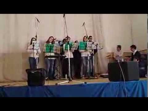 """Iende mbele""-Coro ""I Diesis"" di Tovena (Tv) (Italy)"
