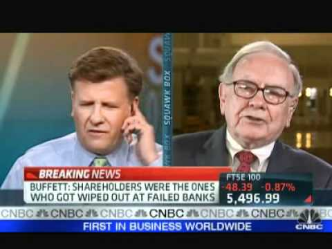 Warren Buffett on Too Big to Fail