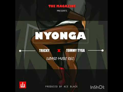 The MagAzine (TRICKY FLOW & TOMMY TYGA) -NYONGA