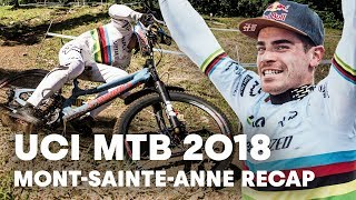 Video Full Recap of Canada's MTB Downhill Stop. | UCI MTB 2018 MP3, 3GP, MP4, WEBM, AVI, FLV Agustus 2018