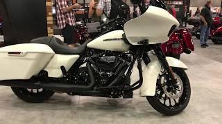7. 2018 Harley Davidson Road Glide Special Los Angeles Dealer show