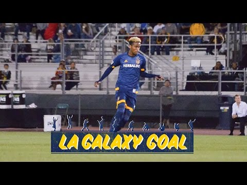 Video: GOAL: Bradford Jamieson IV scores his first MLS goal | #NYvLA