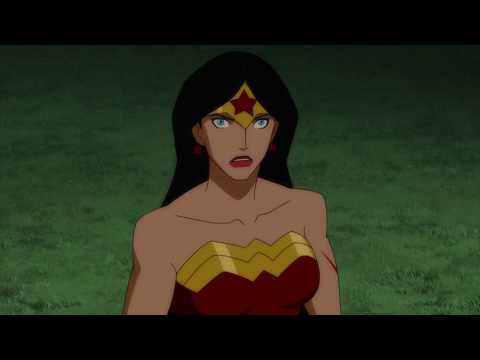 Wonder Woman! The Rescue!