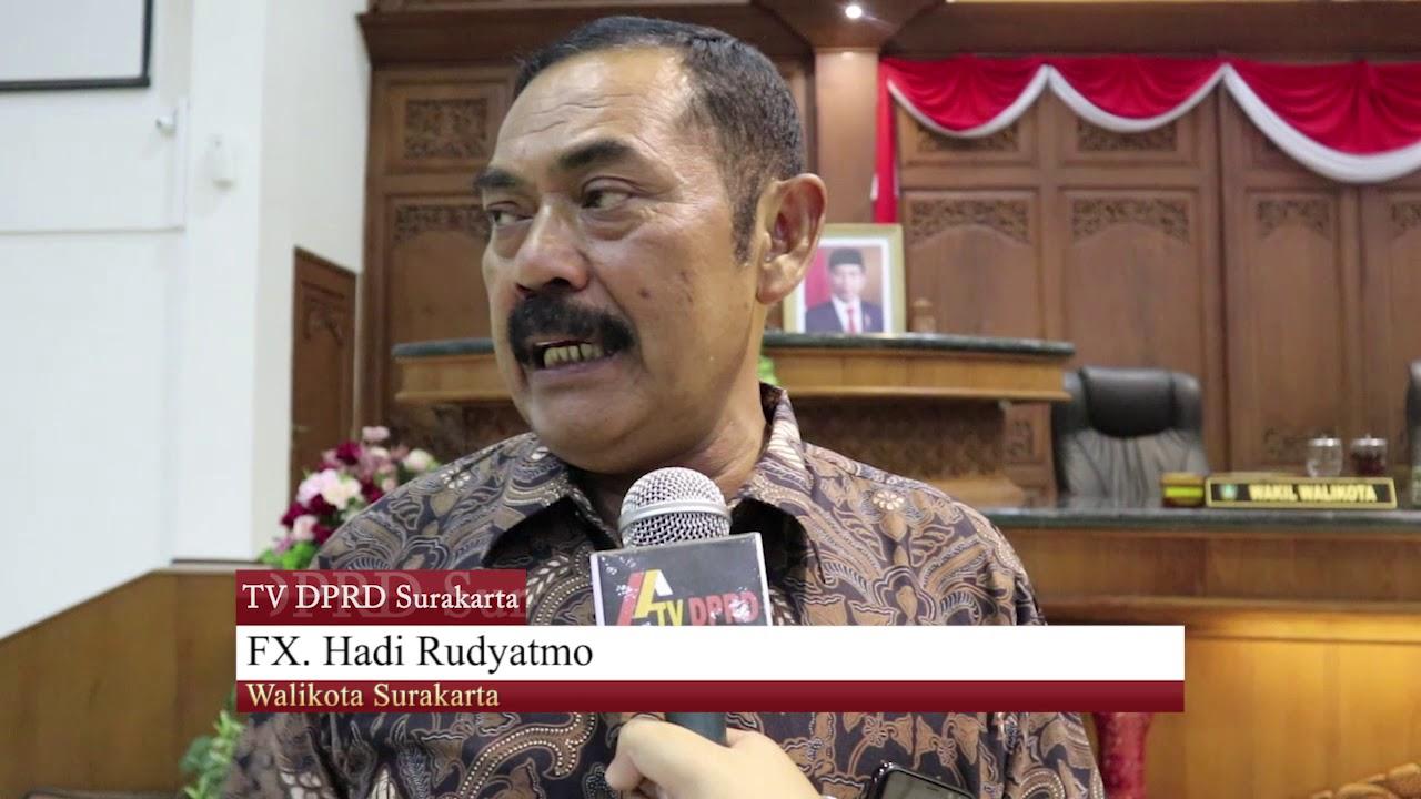 Selasa 12 November 2019 Rapat Paripurna Persetujuan Bersama APBD 2020