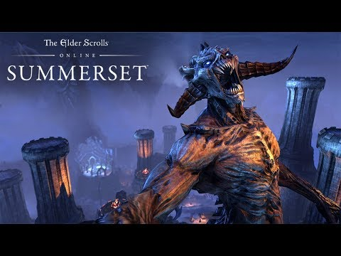 The Elder Scrolls Online Trailer E3 2018