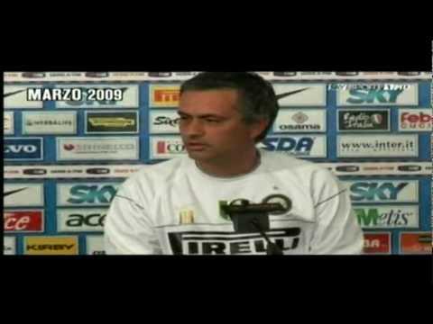 le migliori frasi di mourinho - the special one