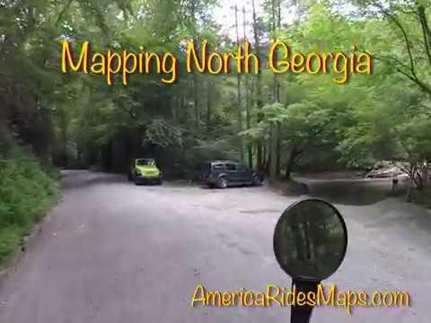 Mapping Georgia Tallulah River