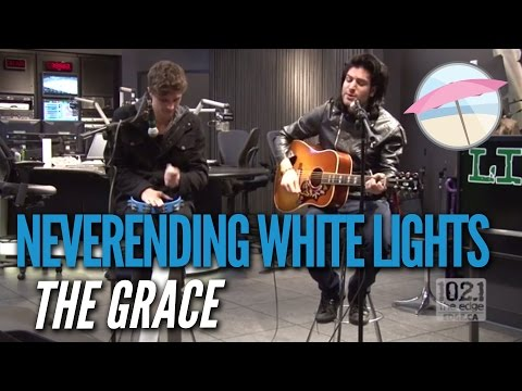 Neverending White Lights - The Grace (Live at the Edge)