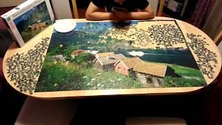 Video Ravensburger puzzle 3000 - Sognefjord Norwegen ( Time lapse ) MP3, 3GP, MP4, WEBM, AVI, FLV Oktober 2018