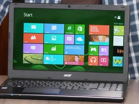 Acer's Aspire E1-572-6870 is a good, but not great budget laptop