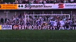 Austria Salzburg – Austria Wien 6:0