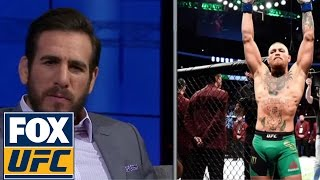 Kenny Florian does a perfect impression of Conor McGregor - 'TUF Talk' by UFC on Fox