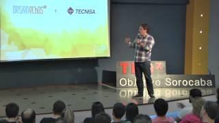 Design Thinking - Solucionando problemas complexos   Ricardo Ruffo   TEDxObjetivoSorocaba