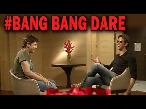 Hrithik Roshan gives Omar Qureshi a #BangBangDare