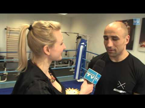 WBO Boxweltmeister Arthur Abraham im Interview mit WEB CHANNEL TV