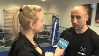 WBO Boxweltmeister Arthur Abraham im Interview mit WEB CHANNEL TV