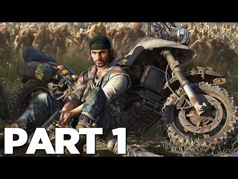 DAYS GONE Walkthrough Gameplay Part 1 - INTRO (PS4 Pro)