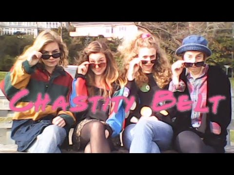 Chastity Belt share video for 'Cool Slut'