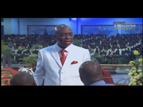 The Dominion Power of Faith - Bishop David Oyedepo