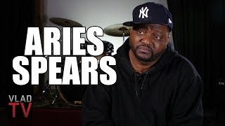 Aries Spears Calls New Rappers 'Moist': New Hip Hop Is High Heels And Purses (Part 11)