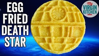 EGG FRIED VEETEE RICE DEATH STAR #ad by  My Virgin Kitchen