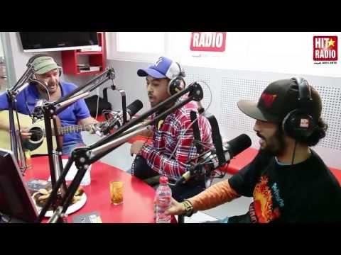 SIDI BOUZEKRI DES HOBA HOBA SPIRIT EN LIVE SUR HIT RADIO