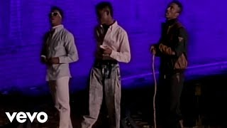 New Edition - Can You Stand The Rain (Official Music Video)
