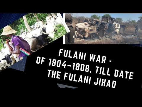 How Fulani conquered Hausa Land and Fulani next Plan invasion and task ahead. (Yoruba Nation Now)