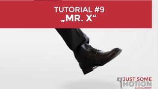 """Hey Leute, in Tutorial neun lernen wir den """"MR. X"""". Dieses Mal hatte ich Unterstützung von Schauspieler Raúl Richter. Der lernt..."""