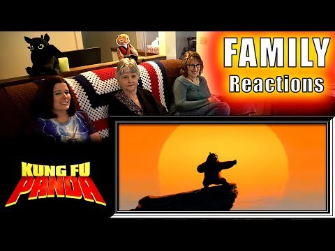 Kungfu Panda | FAMILY Reactions | Fair Use