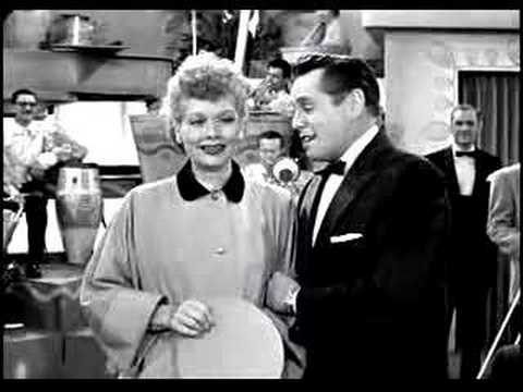 """I Love Lucy"" Theme Song (w/ Lyrics)"