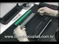 Video Aula Recarga Toner HP 1160, 1320, 3390, Q5949A, Q5959X, 49A, 49X