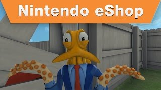 Nintendo eShop - Octodad: Dadliest Catch Trailer