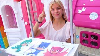 Video Maggie Pretend Play Babysitter Roma and Diana MP3, 3GP, MP4, WEBM, AVI, FLV Juli 2019