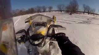 6. ski doo renegade backcountry 2013 800 etec hiver 2015/2016