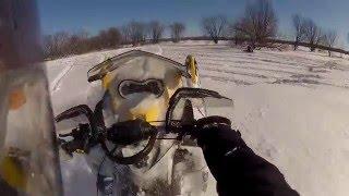 10. ski doo renegade backcountry 2013 800 etec hiver 2015/2016