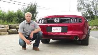 10. 2013 Mustang GT with MBRP Exhaust - Install / Specs