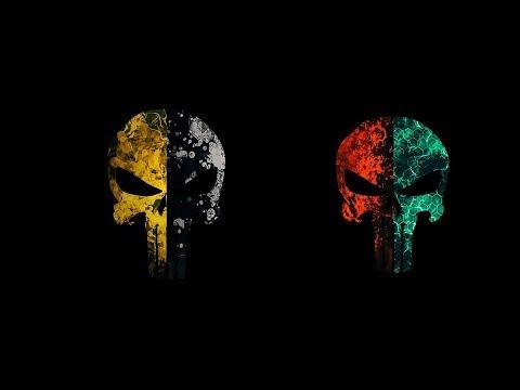 The Punisher S02E01 CLUB fight scenes ||Blood bath||