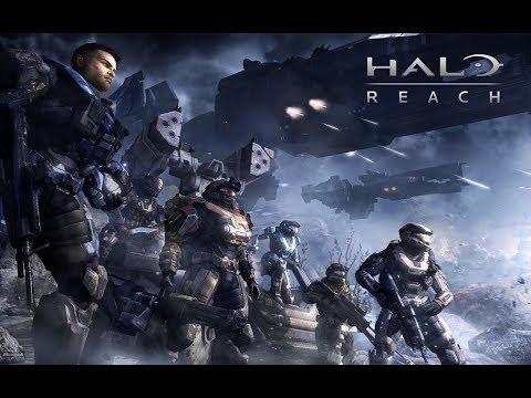 Halo Reach PC Version - Covenant Invasion