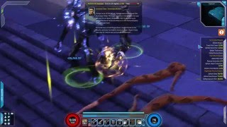 Marvel Heroes - Rocket Raccon and Groot Symbiote Enhanced Costume Gameplay (With Agent Venom)