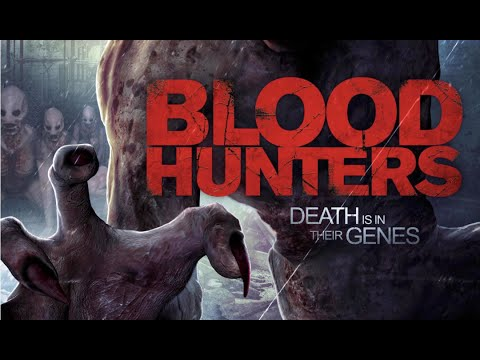 BLOOD HUNTERS Official Trailer HD FrightFest 2016
