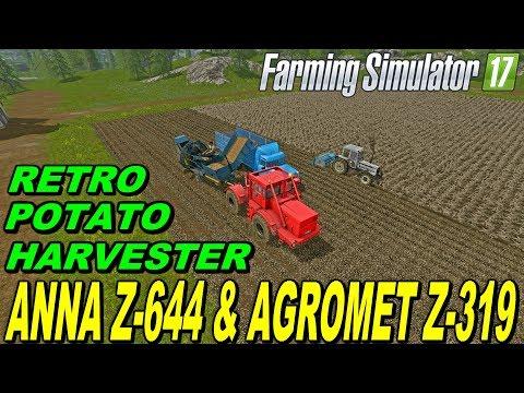 ANNA Z-644 & AGROMET Z-319 V1.0