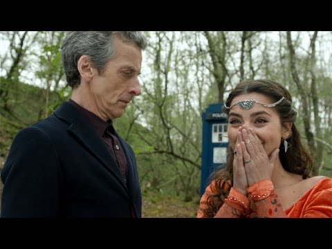 Doctor Who 8.03 Preview