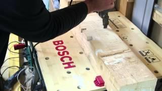 GOP 250 CE & C-Tec Speed Wood